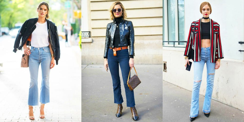 Bootcut Jeans for women