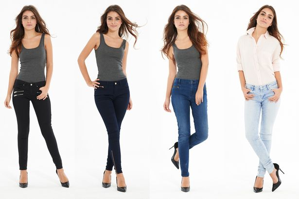 Skinny Jeans collection