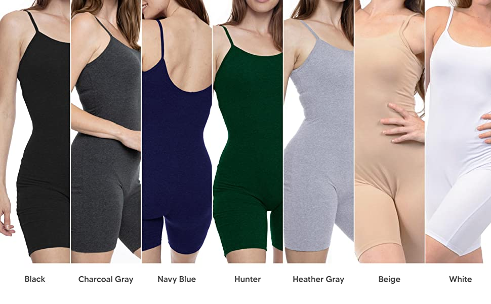 Womens Unitard Collection